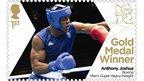 Joshua Campbell stamp