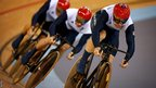 Chris Hoy, Philip Hindes & Jason Kenny