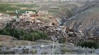 Ishikhli village in north-west Iran (12 Aug 2012)