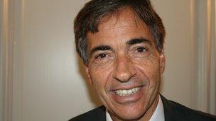 Brazil's Vice Minister for Sport, Luis Fernandes