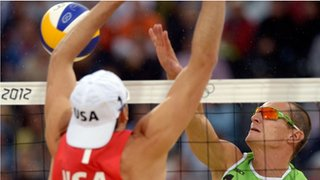 USA beach volleyball