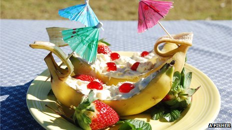 Banana boats