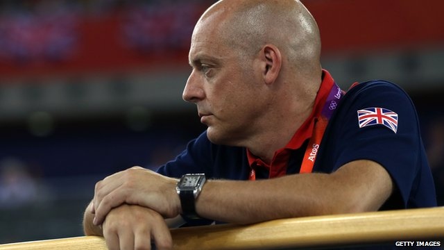 Dave Brailsford, British Cycling's performance director