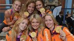 Dutch Olympic Women's Hockey team