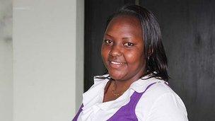 Sylvia Wamuyu