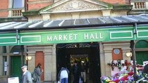 Burton Market Hall