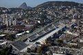 The Sambradome in Rio de Janeiro