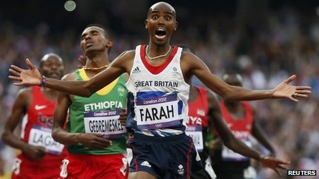 Viewpoint: Can the Mo Farah effect help Somalis and Somalia?