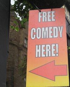 free comedy