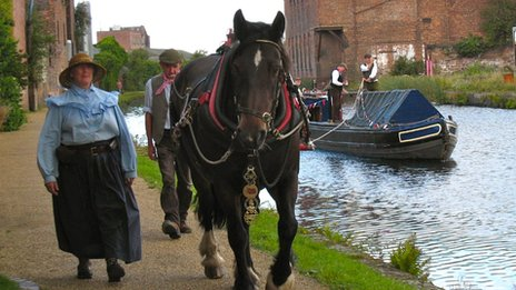 Sue Day Horse boating Society Chairwoman