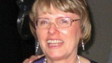 Shirley Woosey, 58, from Preston