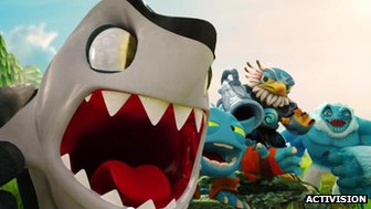 Skylanders Giants screenshot
