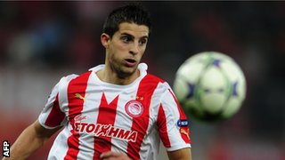 Mirallas is the reigning player of the year in Greece and has 27 caps for Belgium