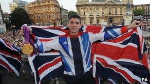 Boxer Luke Campbell