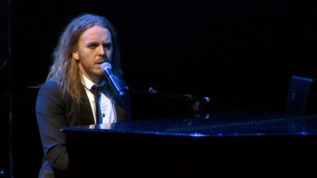Australian musician and comedian Tim Minchin