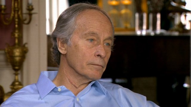 Critically acclaimed for The Sports Writer, American author Richard Ford