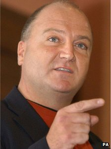 RMT general-secretary Bob Crow
