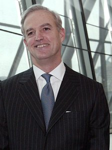 FirstGroup chief executive, Tim O'Toole