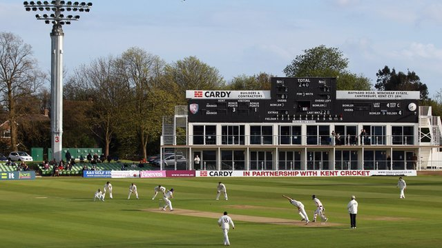 Kent&#039;s St Lawrence Ground