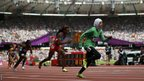 Saudi Arabia&#039;s 800m runner Sarah Attar