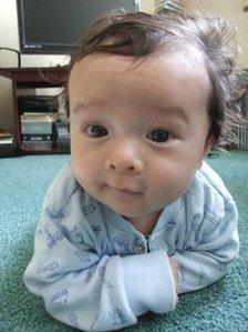 Baby Edmund