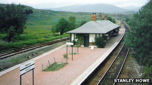 Rannoch Station