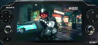 Killzone Mercenary screenshot