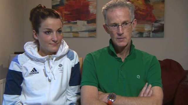 Lizzie and John Armitstead