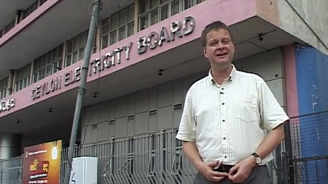 The BBC's Charles Haviland
