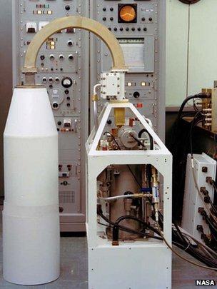 Nasa/JPL maser kit