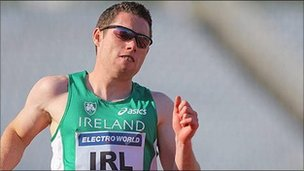 Paralympian Jason Smyth