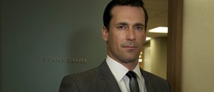 Don Draper, played by John Hamm