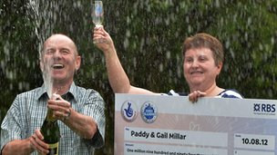 62318982 euromillionswinnerspmaker3 Husband Wins £2 Million After Getting Wifes Age Wrong   August 23rd, 2012