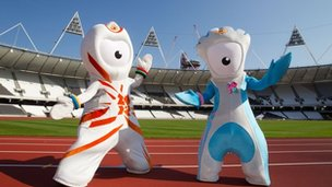 Olympic and Paralympic mascots