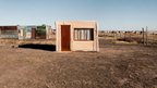 Shacks, built out of necessity by Frank Trimbos