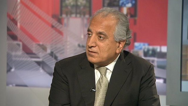 Zalmay Khalilzad