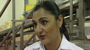 Nagma Ebanks-Beni