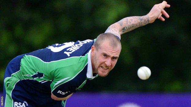 John Mooney has been a key player for Ireland in recent seasons