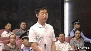 Zhang Xiaojun, Gu Kailai's aide