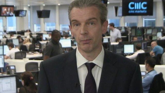 Michael Hewson, Senior Market analyst at CMC Markets