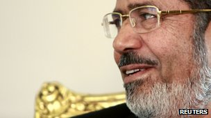 Egypt&#039;s President Mohammed Mursi