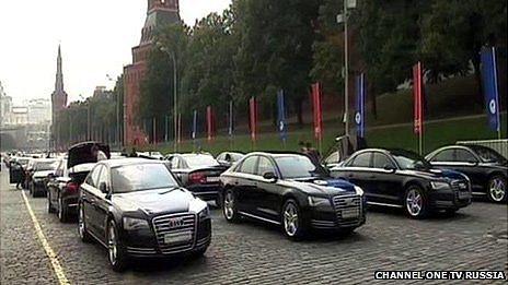 Olympic Audis