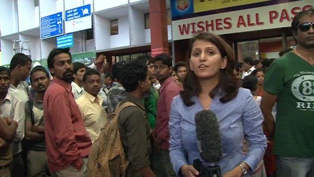 BBC's Yogita Limaye