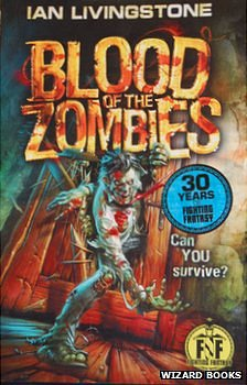 Blood of the Zombies cover