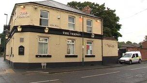 Vernon pub