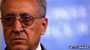 Lakhdar Brahimi (June 2012)
