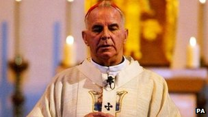 Cardinal Keith O&#039;Brien