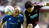 Hearts 2-2 Inverness CT