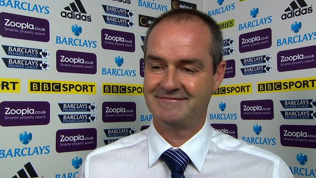 West Brom boss Steve Clarke