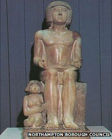 Statue of Sekhemka